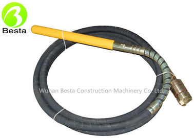 Electric Or Gasoline Concrete Vibrator Needle 25mm 1 Inch ISO9001 Certification